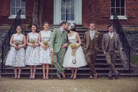 Rebecca And Harrys Vintage Inspired Barn Wedding With A Candy Anthony Dress By Tom Halliday