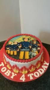 fireman sam cake feuerwehrmann sam kuchen kuchen