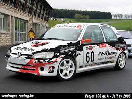deco voiture de rallye sendrogne racing déco pour jalhay 2006 le forum de la peugeot