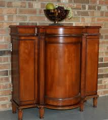 Locked Liquor Cabinet Furniture by Furniture Country Varnished Walnut Liquor Cabinet With Black