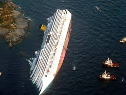 Cruise Ship Sinking Now by Costa Concordia Cruise Ship Captain To Blame Heaven4sure