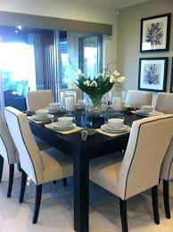 Dining Table And 8 Chairs Set Square With Amazing