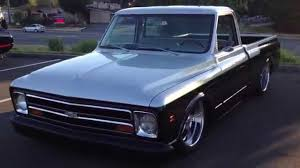 Pro Touring Chevrolet C-10 1/2 Ton Short Bed Truck On 20
