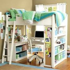 Desk Bunk Bed Combo by Articles With White And Gold Desk With Drawers Tag Superb White