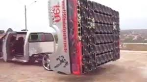 100 Truck Stereo Craziest Setup On A YouTube
