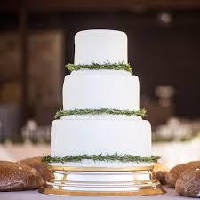 Rustic Garden Wedding Ideas With Rosemary