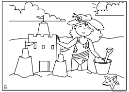 Marvellous Ideas Summer Activities Coloring Pages Archives Magic Color Book
