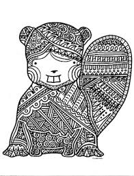 Detailed Coloring Pages 4 Free Printable