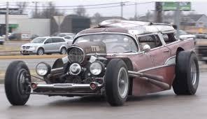 100 Rat Rod Chevy Truck BangShiftcom 1957 Wagon