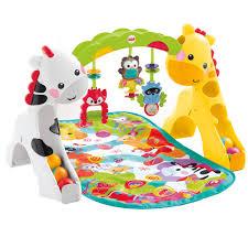 Fisher Price Newborn To Toddler Play Gym