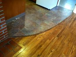 Flooring Transition Strips Wood To Tile by Consider It Done Construction Custom Flooring Transition Strip