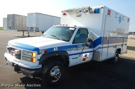 1998 GMC Sierra 3500 SLE Ambulance | Item DE1843 | SOLD! Aug... Red 1998 Gmc Sierra Single Cab Short Bed Youtube Sierra 1500 Image 4 Photos Informations Articles Bestcarmagcom Truck Boss Plow For Sale Mid Michigan College 2500 Ext Utility Bed Pickup Truck Ite Fabtech 6 Performance System Wperformance Shocks 8898 Cover Quest Photo Gallery Gmc Lowrider Custom 20 Wheels 8lug Magazine 3500 Sle Ambulance Item De1843 Sold Aug Protouring Dually Flemings Ultimate