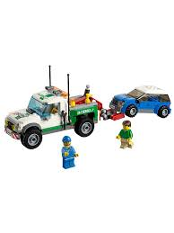 LEGO City Pick-Up Tow Truck At John Lewis & Partners
