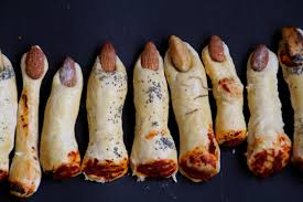 Halloween Hotdog Fingers by Top 12 Creative Food For Halloween You Can U0027t Miss Rolecosplay