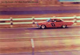 100 Motor Trend Truck Of The Year History Dave MacDonald 12th In 1963 500 At Riverside Raceway