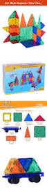 Magna Tiles Clear Colors 32 Pc Set by 212 Best Stacking Blocks Building Toys Toys U0026 Games Images On