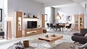 interliving wohnzimmer serie 2103 wohnwand 560002f mit beleuchtung