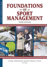 Foundations Sport Management 3rd Edition