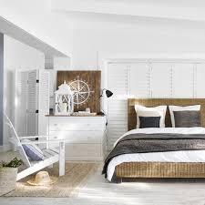seaside style coastal cool style bedroom