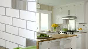 Stone Tile Backsplash Menards by Colorful Kitchen Backsplash Tiles Ideas Think Green Edmonton To