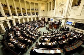 parlement fédéral la chambre ecolo