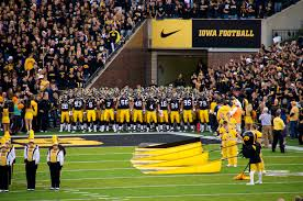 100 Hawkeye Truck Equipment Huddle The Swarm The View From Kinnick