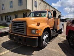 100 Self Loader Tow Truck 1995 Ford F800 LPO Selfloadingwreckertowtruck Roscoes Etc