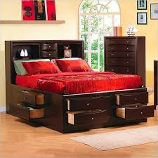 Bedroom Sets With Storage by 25 Incredible Queen Sized Beds With Storage Drawers Underneath