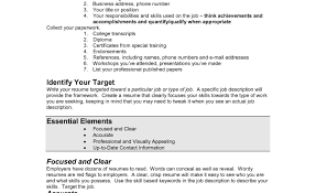 How To Type A Proper Resume by Resume Proper Resume Layout How To Write A Resume Exles
