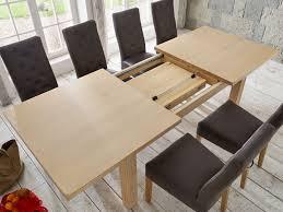esszimmer tisch esstisch massivholz tisch 160 180 x 90 95 cm casapino mit ohne auszug pinie massiv