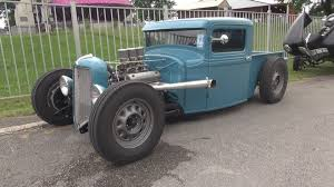 1934 Ford Hot Rod/Rat Rod Pickup Truck - YouTube