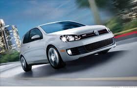 10 best cars Consumer Reports Sporty car Volkswagen GTI 4