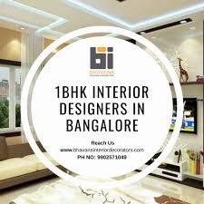 Interior Designers For Kitchen In Bangalore Bhavana 1 Bhk Interior Designers In Bangalore Jakkur Bengaluru