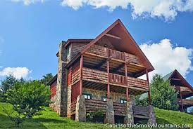 1 Bedroom Cabins In Pigeon Forge Tn by Pigeon Forge Cabin Above It All 1 Bedroom Sleeps 6 Jacuzzi