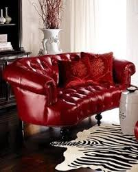 Red Leather Couch Living Room Ideas by The 25 Best Red Leather Couches Ideas On Pinterest Living Room