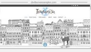 Examples Of Travel Websites Using The Divi Theme