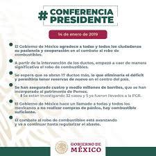 Presidente El Presidente Y El 🇲🇽 Informan Puntualmente A