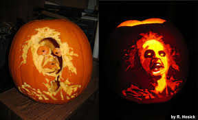 Yoda Pumpkin Stencil by Epbot Pumpkin Fun