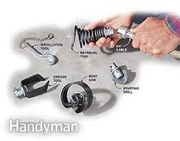 Floor Drain Backflow Device by How To Unclog A Drain U2014 Tips From The Family Handyman