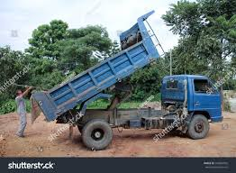 CHIANGMAI THAILAND AUGUST 16 2014 Truck Stock Photo (Edit Now ...