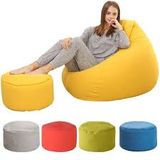 Extra Large Bean Bag Chairs For Adults Couch Sofa Cover Indoor Game ... Soft Bean Bag Chairs Couch Sofa Cover Modern Indoor Lazy Lounger For Large Extra Diy Chair Canada Pattern 32sixthavecom Big Joe Pillow Giant Home Improvement Cast Wilson Saxx Microsuede Jaxx Bags Bean Bag Chair Perfect Cabinet And Ktyxgkl Portable Fashion Bber Rug In 2019 Uohome Small Room Milano Multiple Colors 32 X 28 25