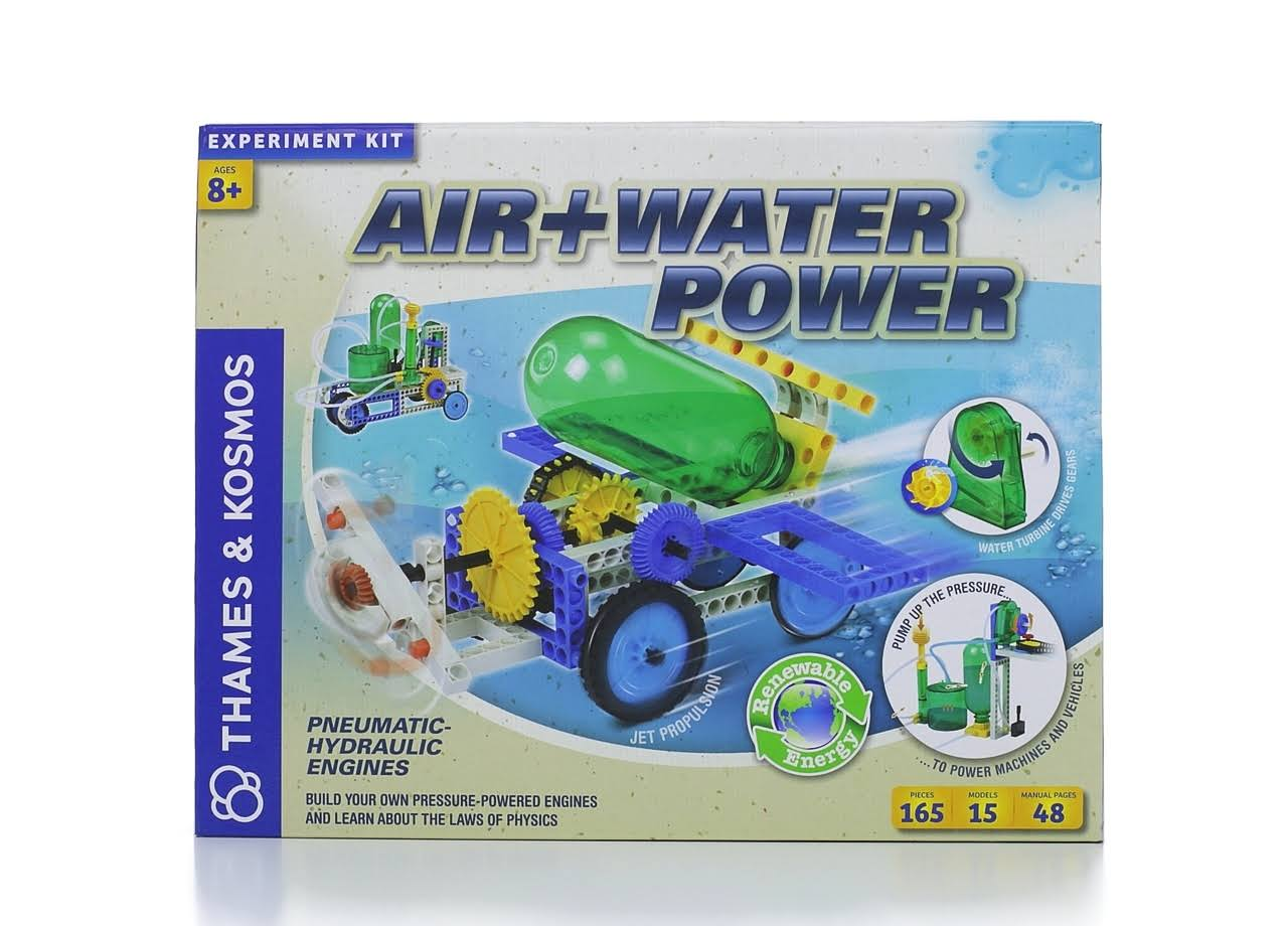 Thames and Kosmos Air Water Power Experiment Kit