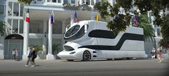 The Most Expensive RV In World