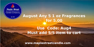 Welcome To Maple Street Candle Company - Coloring Your World One ... Sales Deals In Staten Island Mall Scented Candles San Angelo Tx Fundraising Midland Valumart Bath Body Works Rose Water Ivy 3 Wick Candle Home Fgrances Quick Free Shipping Image Antique And Victimassistorg Luna Bazaar Boho Vintage Style Decor Artisan Aromatherapy Gardenia Wild Peony Royal Doulton Australia New Trending 1250 Large Yankee The Krazy Magical Moments 19 Oz Skystream Promo Codes 25 Off August 2019 Bow Arrow Co Coupon Code Uk Coupons