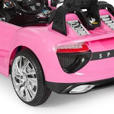 12V Kids Remote Control Ride-On Car W/ Lights, MP3, AUX - Pink ... Radio Control Cross Country Jeep Kmart Feiyue Fy 07 Fy07 Remote Car 112 Rc Off Road Desert Amazoncom Kids 12v Battery Operated Ride On Truck With Big Rc Toys Vehicles For Sale Cars Online My First Girls Pinkpurple Racer By Santsun High Speed 124 4wd 24ghz Rideon W Lights Mp3 Aux Pink How To Get Started In Hobby Body Pating Your Tested Toys Monster Jam Sonuva Digger Unboxing Christmas Buyers Guide Best 2017 Play Buy