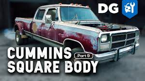 FIRST DRIVE: '85 Dodge Cummins 12v 4WD (Part 9) - YouTube 1985 Dodge Ram Cummins D001 Development Truck 1950 85 Ramcharger Wiring Diagram Diy Diagrams Royal Se 4x4 Suv 59l V8 Power 1 Owner My Good Ol Dodge 86 Circuit And Hub 1981 D150 Youtube 2003 4 Pin Trailer Library Residential Electrical Symbols Resto Cumminspowered W350 Crew Cab 78 Block Schematic Wire Center