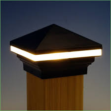 6x6 deck post caps solar lighting iris led post cap light by deck lighting 4x4