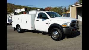 100 Mechanics Truck For Sale 2011 RAM 5500 MECHANICS UTILTY CRANE SERVICE TRUCK FOR SALE YouTube
