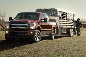 Ford Reveals Photos Of 2015 King Ranch Models At Houston Rodeo ...