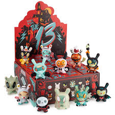 Limited Edition The 13 Coloring Book NOW AVAILABLE At Kidrobot